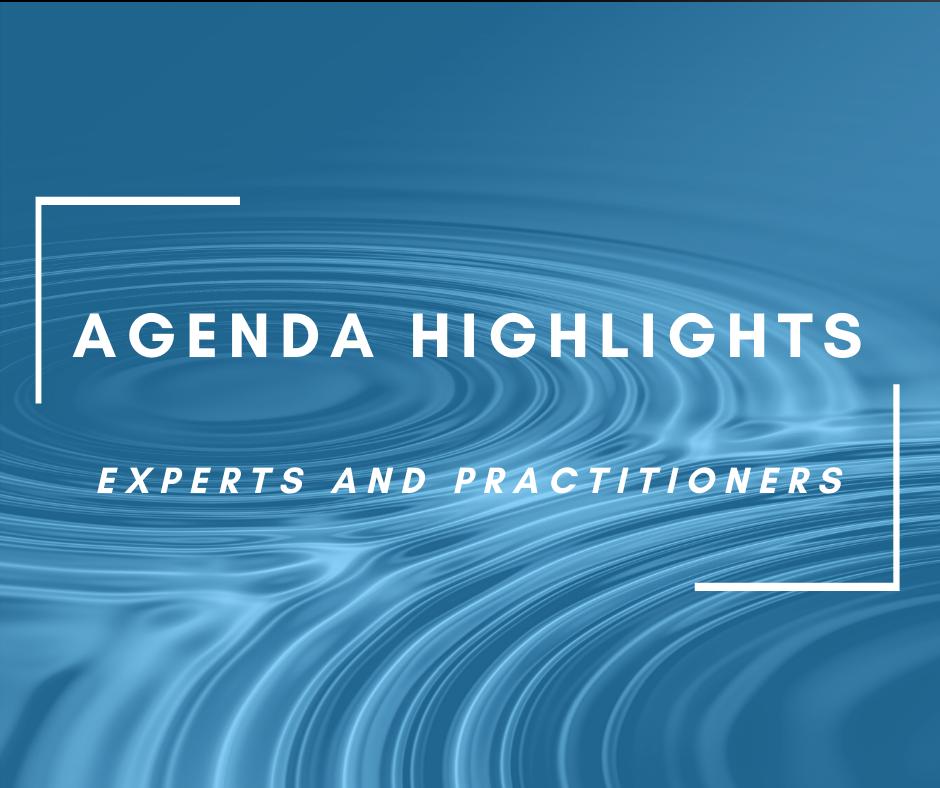 Agenda Highlights Blue