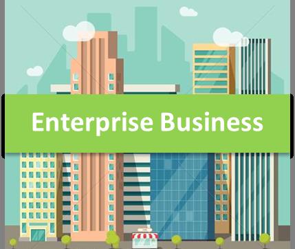 Enterprise Business Widget