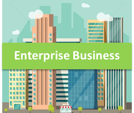 Enterprise Business Widget