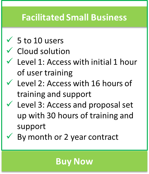 Facilitated Small Business