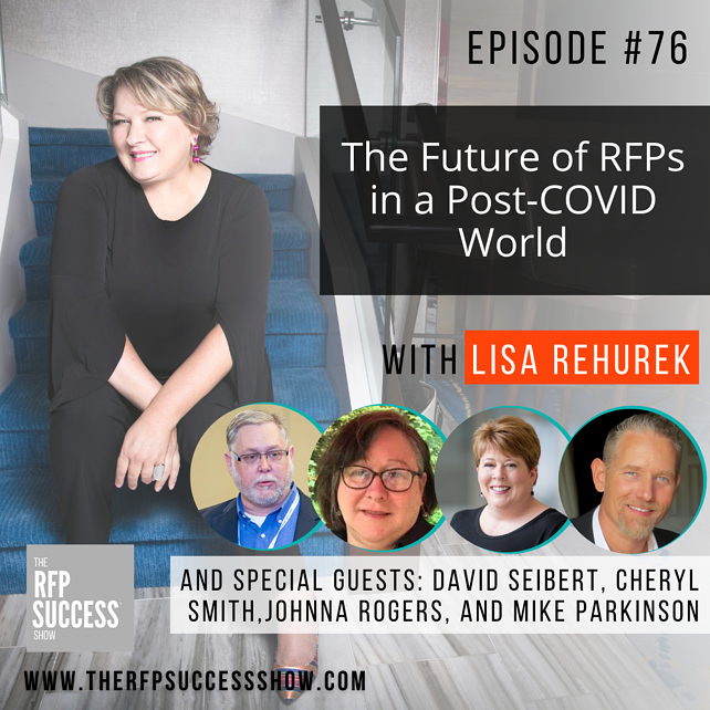 The RFP Success Show Podcast Graphic