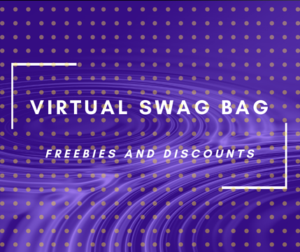 Virtual Swag Bag Purple