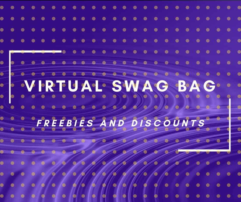 Virtual Swag Bag Purple